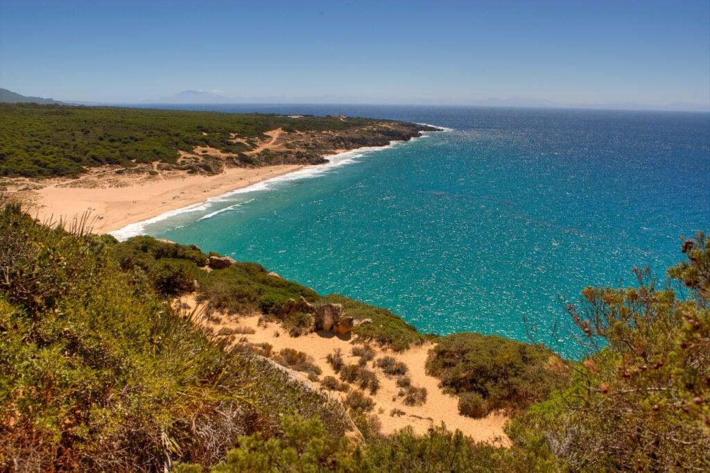 Playa el Cañuelo, las mejores playas de Cádiz