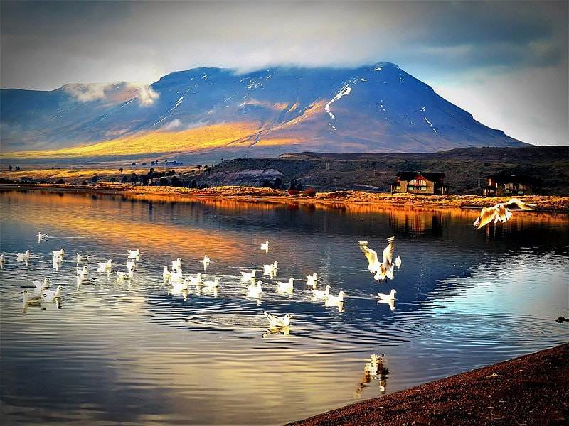 Caviahue, Patagonia Argentina