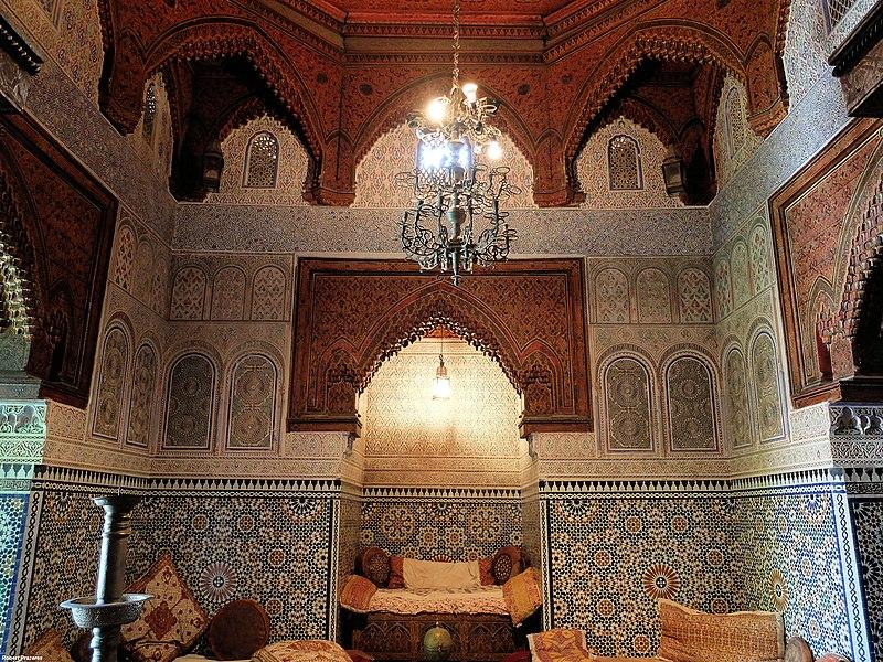 Museo dar Jamaï, Meknes