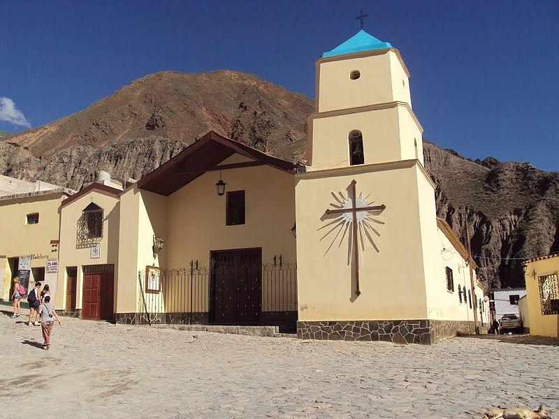 Iglesia de Nuestra Señora del Rosario y San Roque
