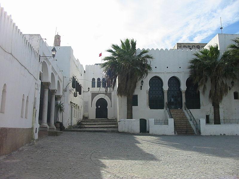 Kasbah - el palacio del sultán
