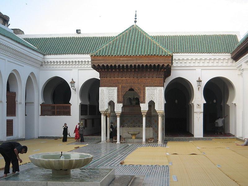 mezquita Karaouine, Fez