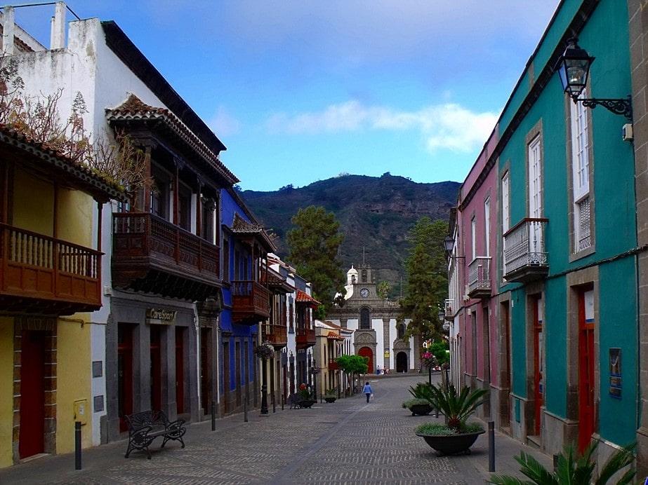 Calle Real de la Plaza