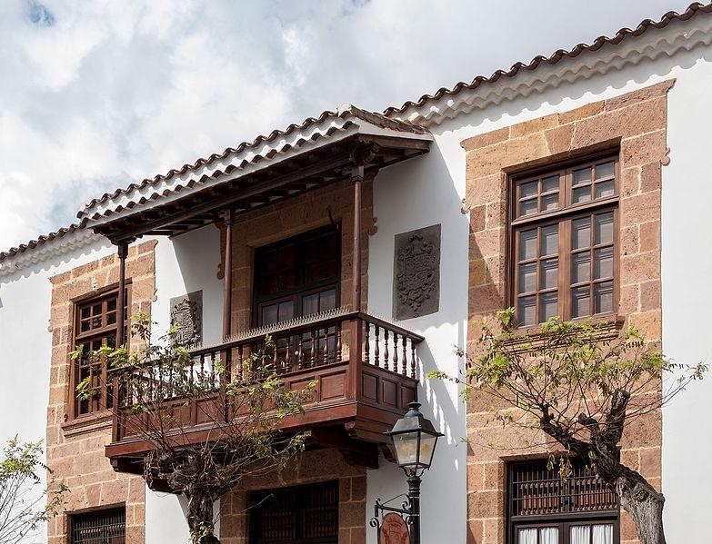 balcones de Teror