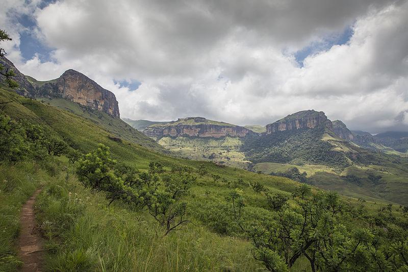 Valle de las Mil Colinas
