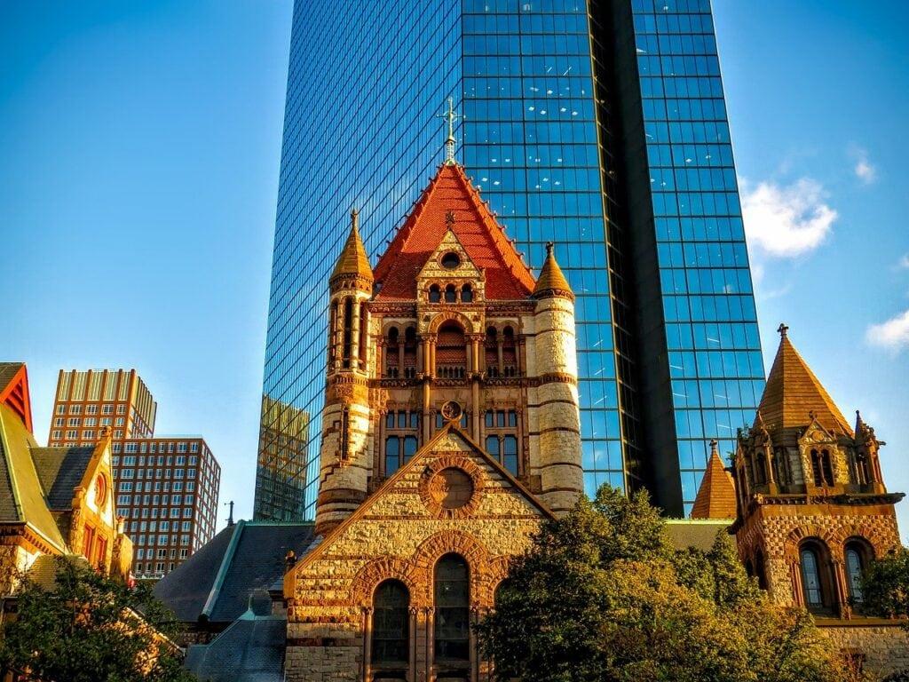 Boston, costa este de Estados Unidos