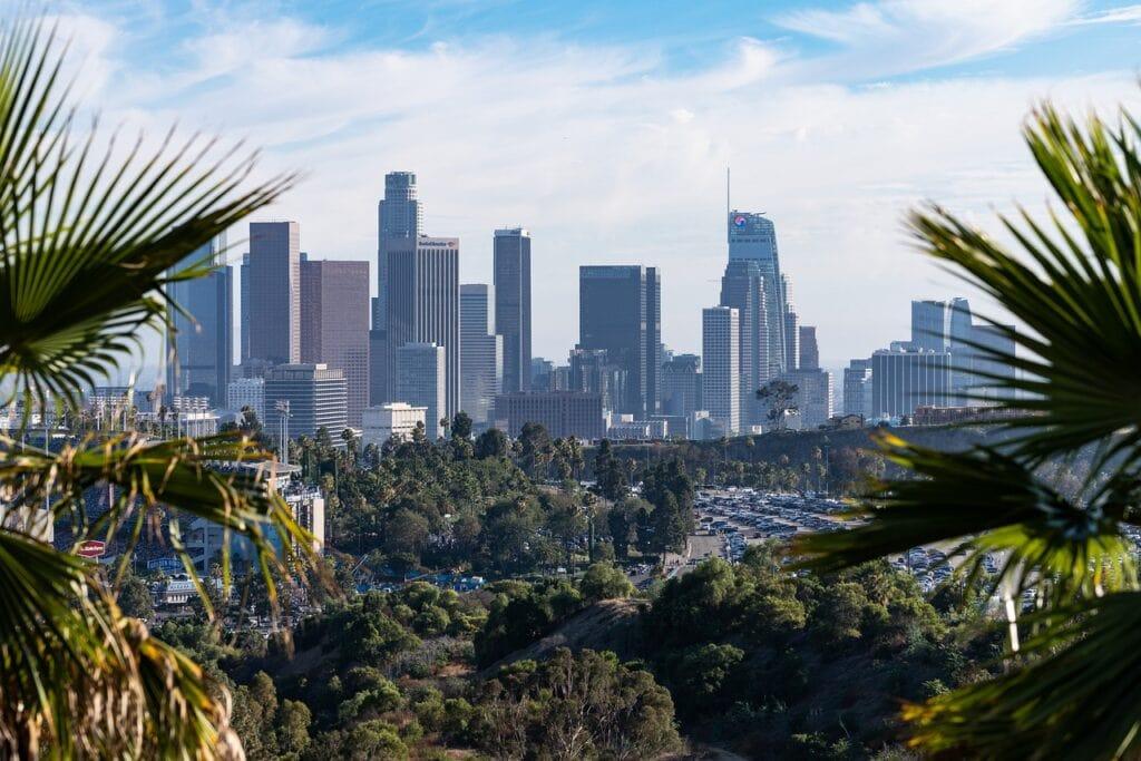 Los Ángeles, ruta por la costa oeste de EEUU