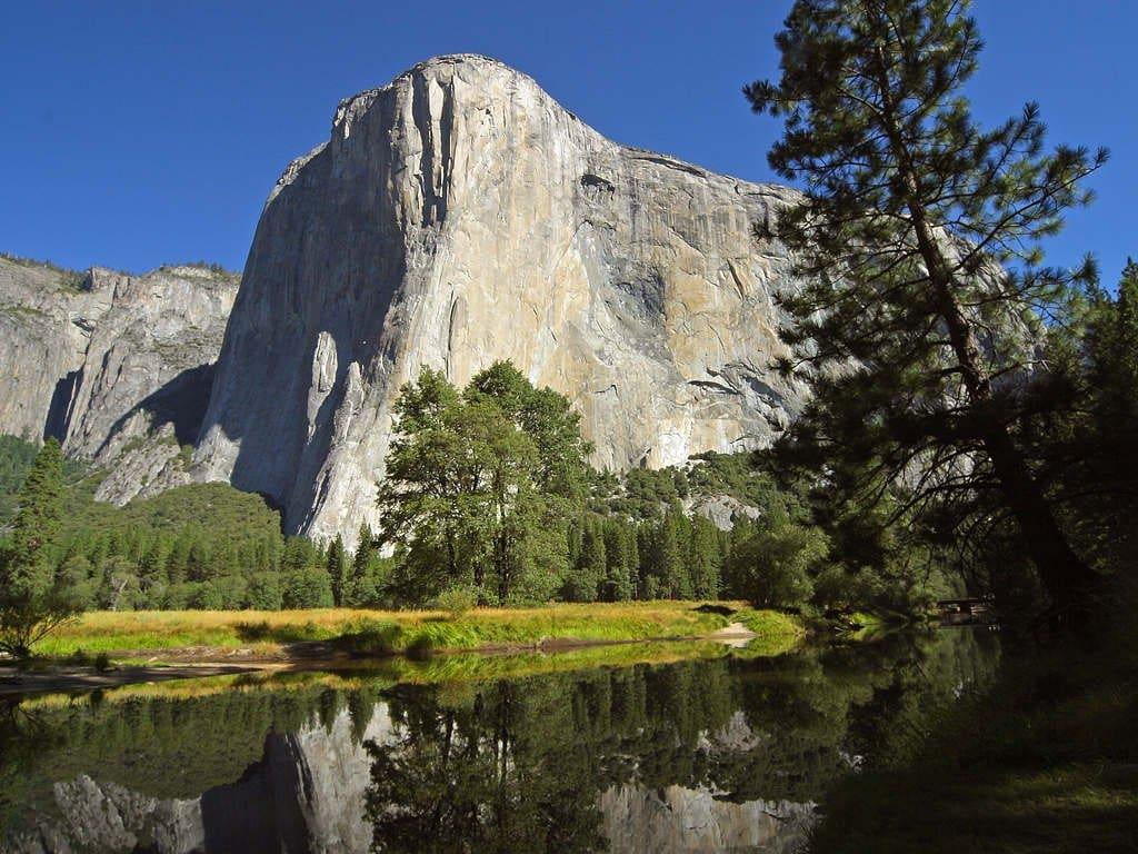 El Capitán, Yosemite