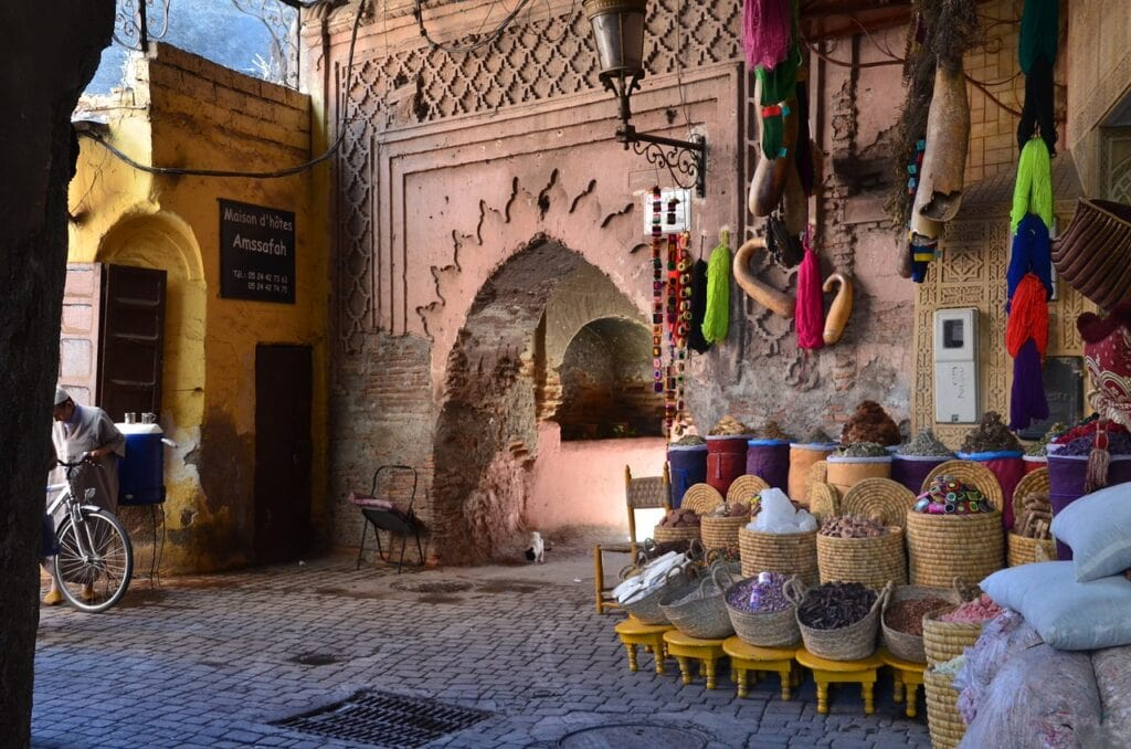 Marrakech, Marruecos en 10 días
