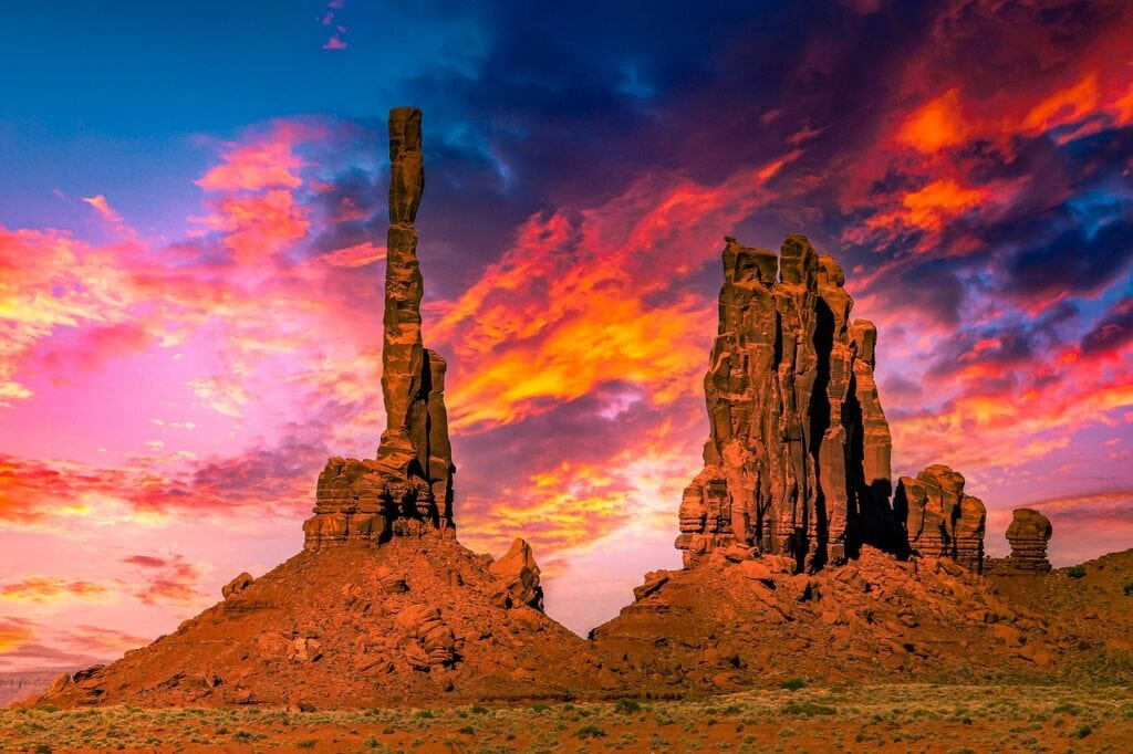 Monument Valley, EEUU