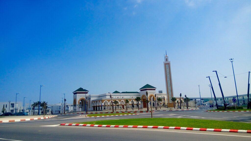 Gran Mezquita de Tánger, qué ver en Tánger en 1 día