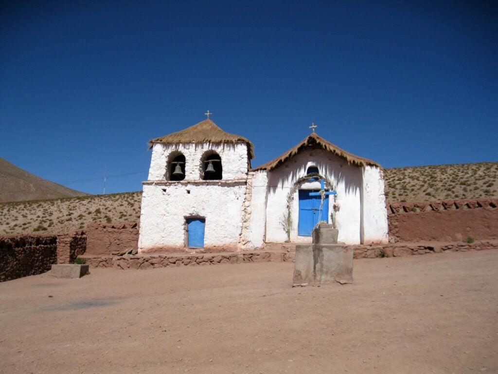Iglesia de Mahuca