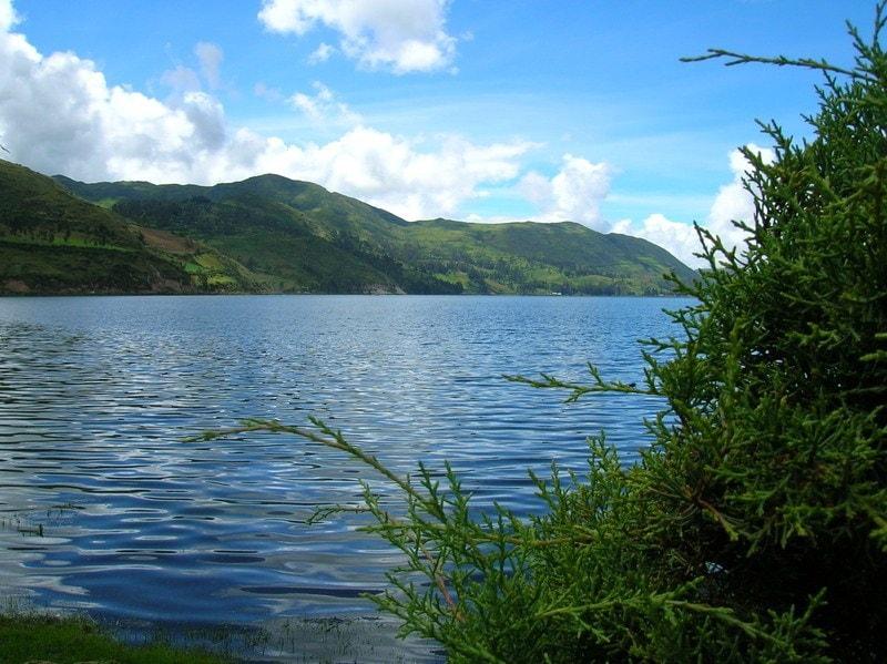 Laguna Pacucha, Apurimac