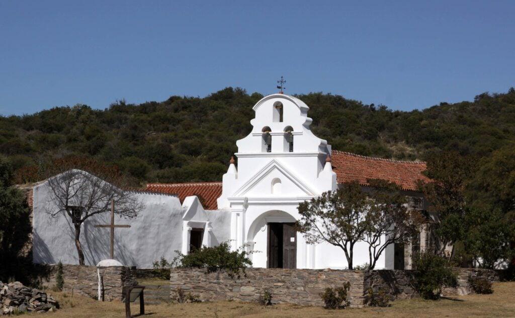 Estancias Jesuíticas, La Candelaria