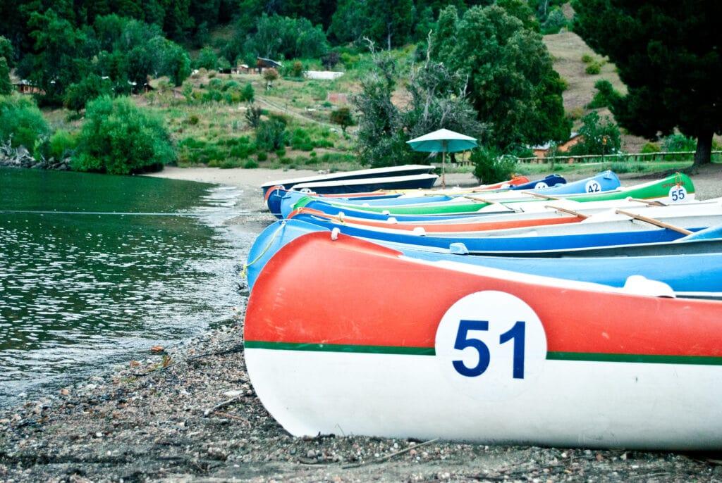 Villa Quila Quina, Camino de los 7 lagos