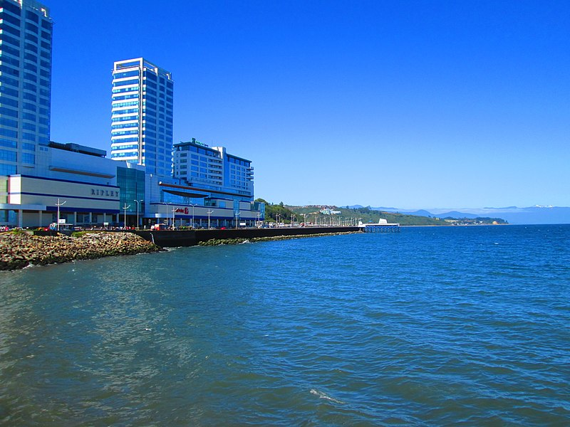Costanera de Puerto Monnt