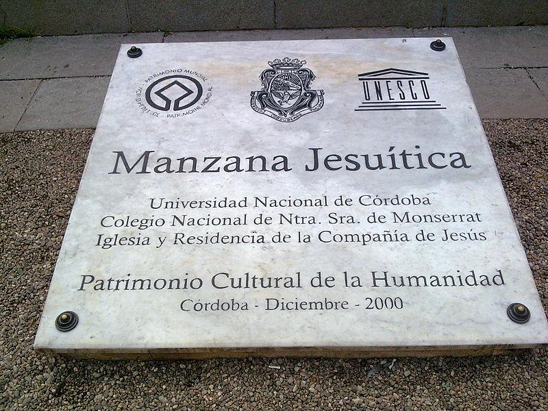 Manzana Jesuítica, Córdoba