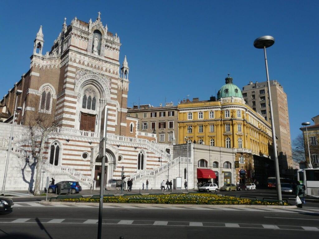 Convento de los Capuchinos, Rijeka