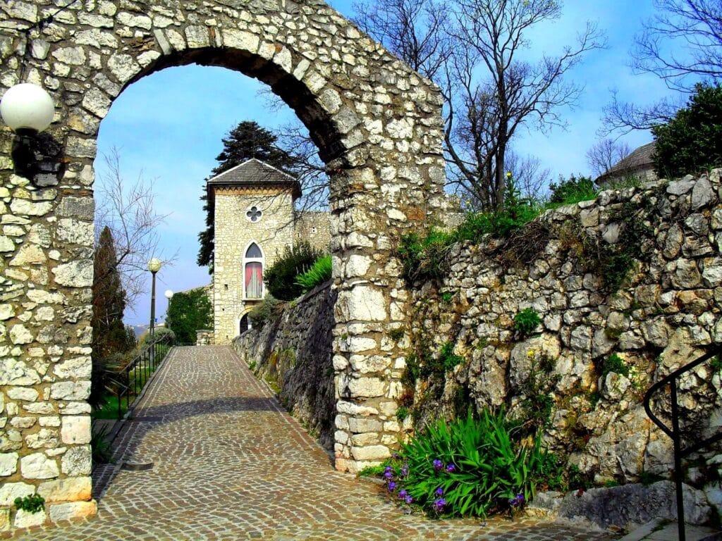 castillo de Trsat