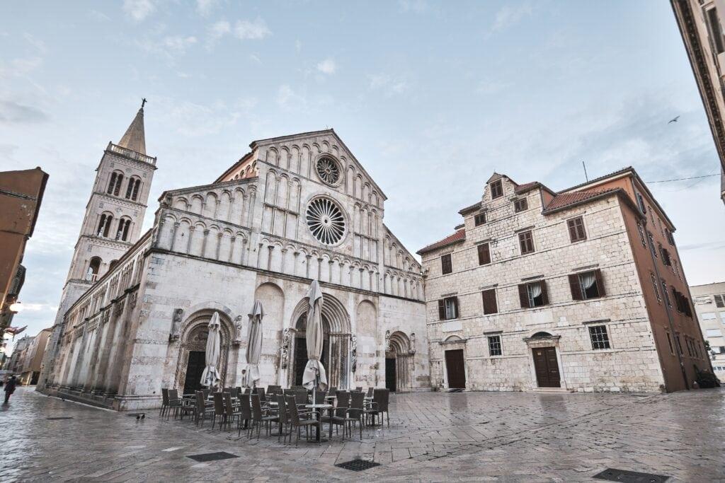 Catedral de Santa Anastasia, Zadar