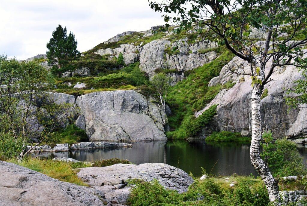 Lago Resvatnet