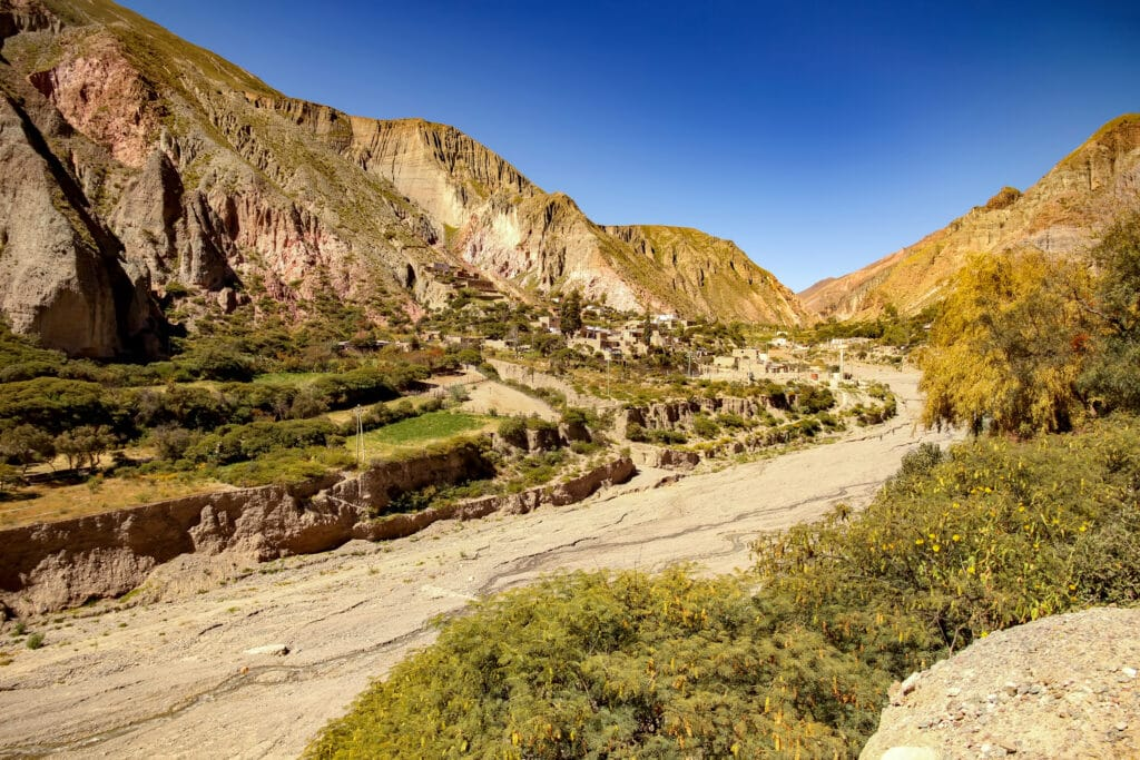 Salta, norte argentino