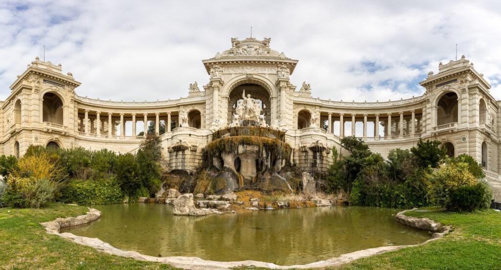 Palais Longchamp, Marsella