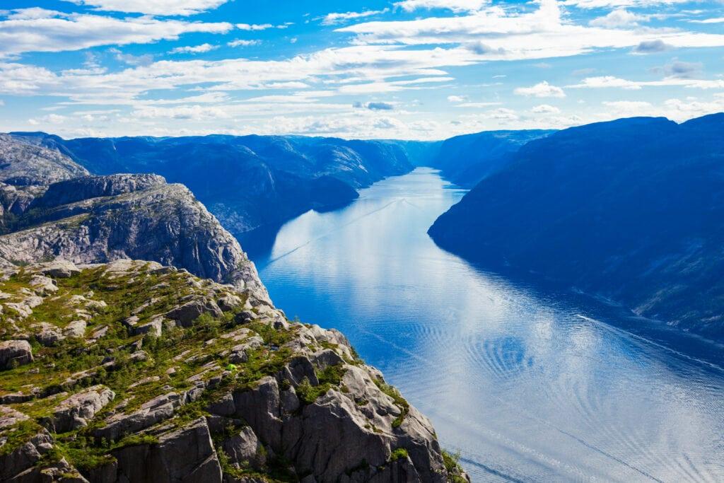 clima en Noruega