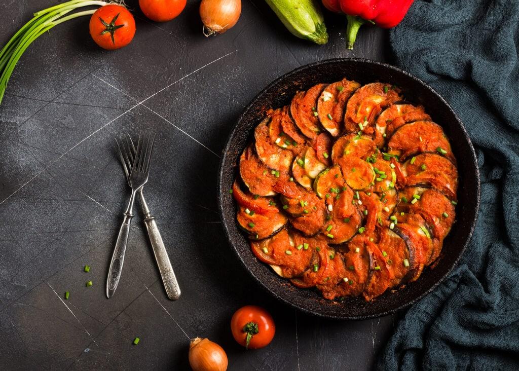 Ratatouille, plato de Marsella