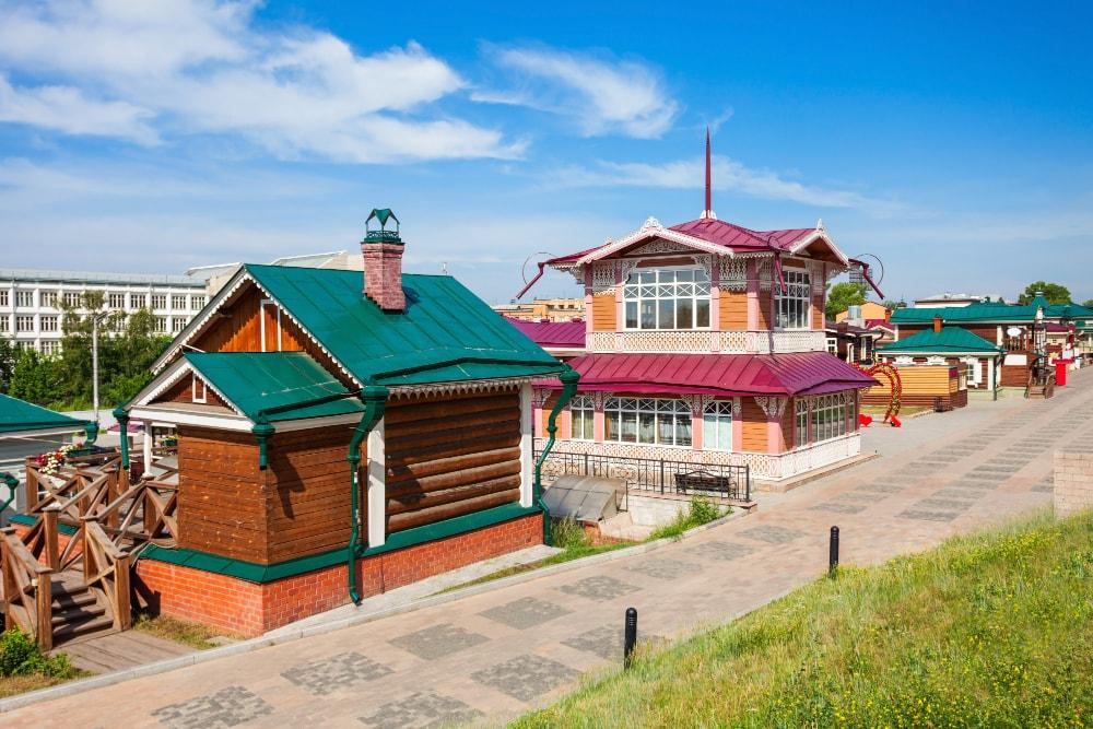 qué ver y hacer en Irkutsk