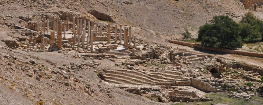 Pella, Jordania