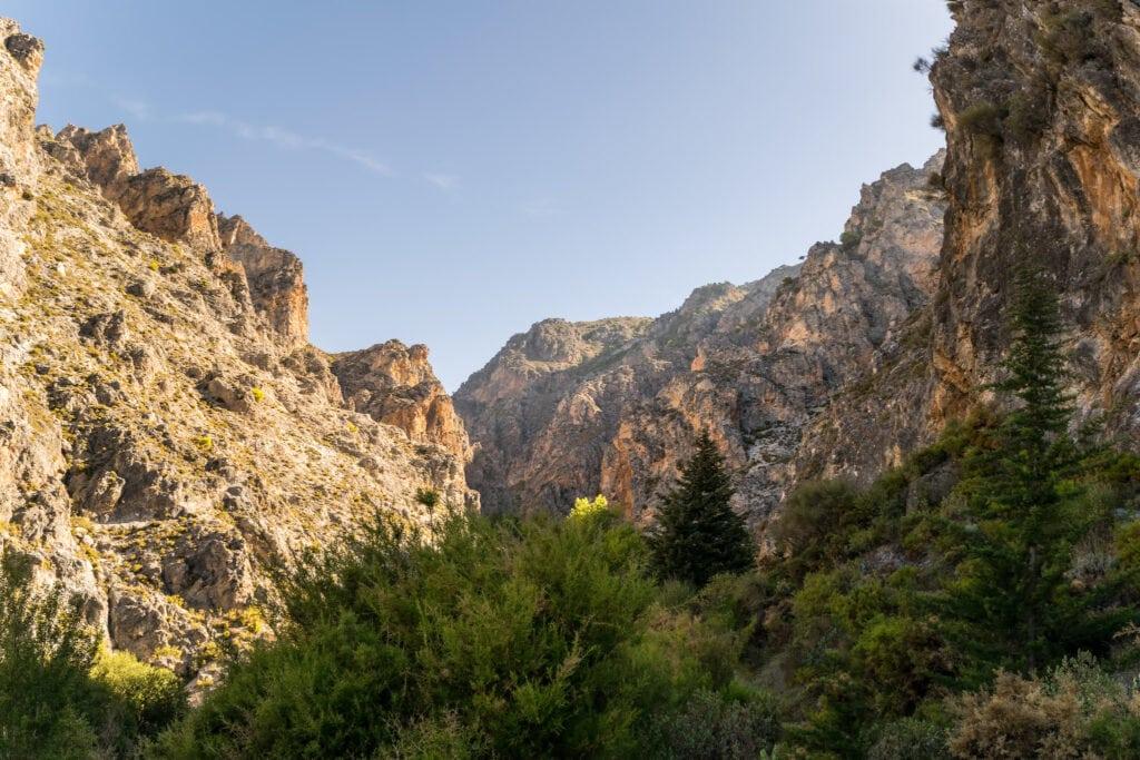 Valle del río Dúrcal, Valle de Lecrín