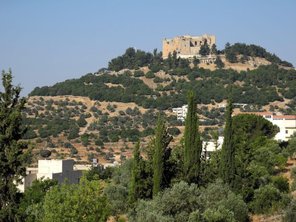 valle de Jordania