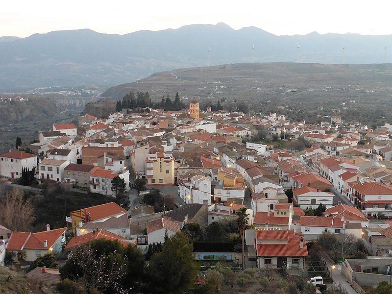 pueblos del Valle de Lecrín