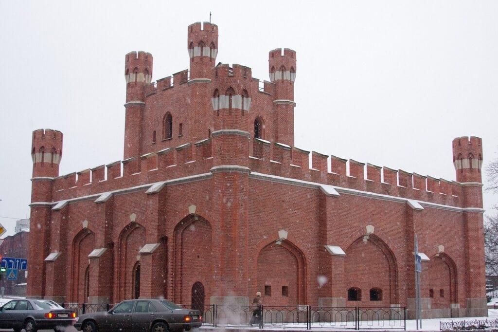 Castillo de Kaliningrado