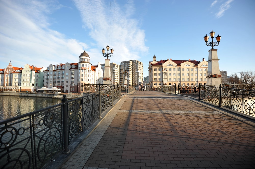 Ciudad de Kaliningrado, Rusia