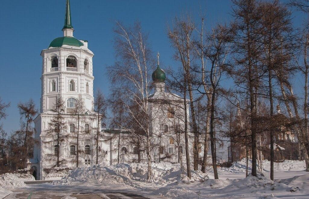 Irkutsk, Rusia