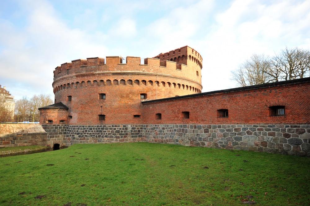 Museo del Ámbar de Kaliningrado