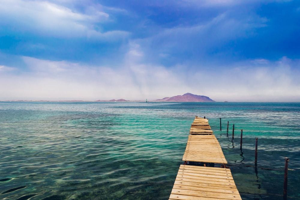 Aqaba y el Mar Rojo, Jordania