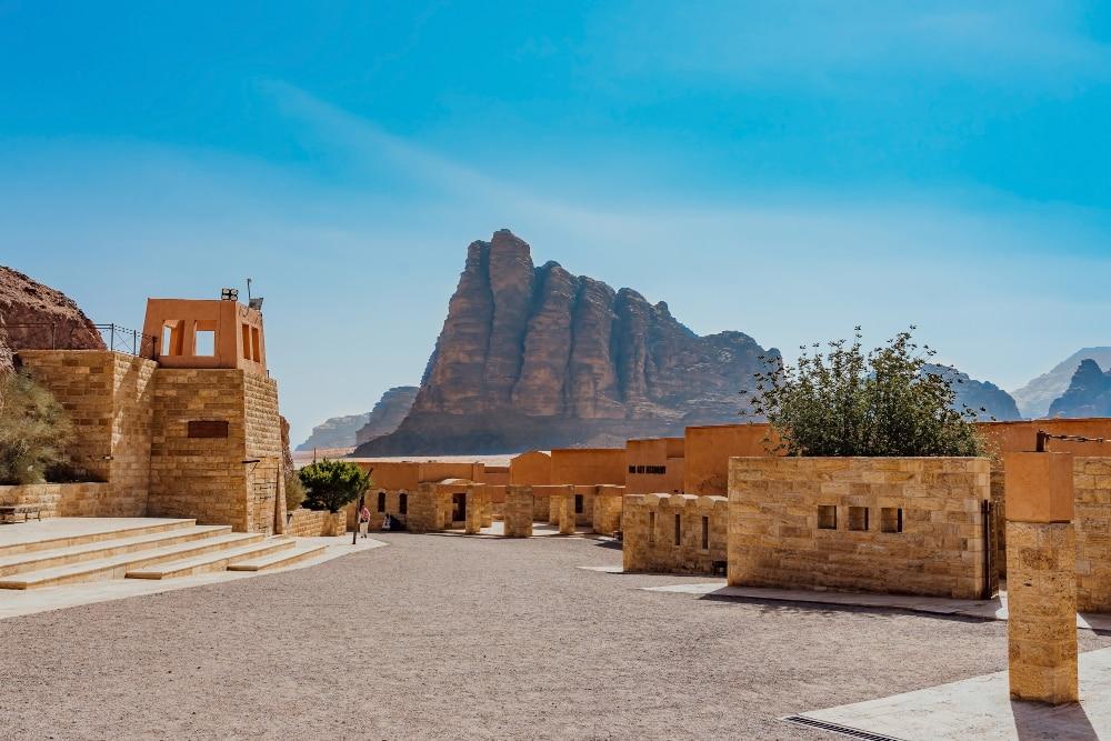 Los 7 pilares de la sabiduría del desierto de Wadi Rum