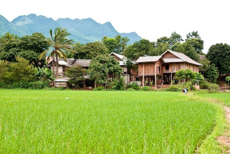 Villa de Lac, Vietnam