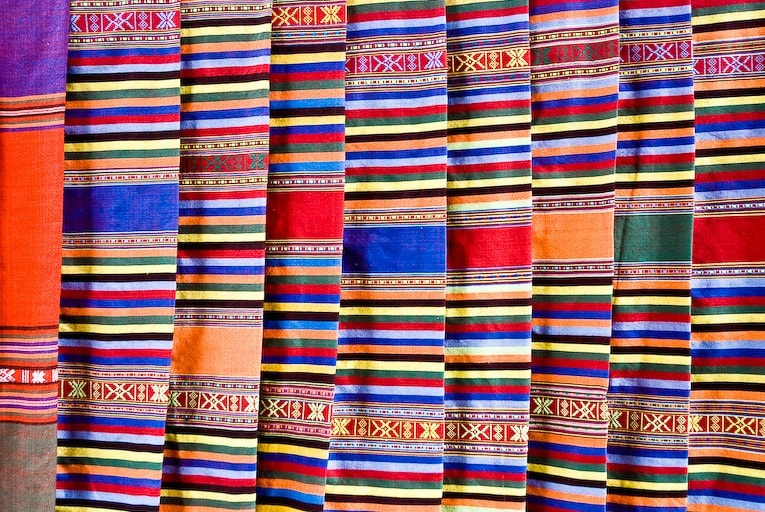 artesanías-de-Mai-Chau-Vietnam
