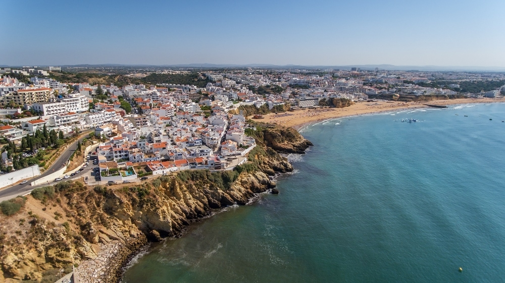 Albufeira-Portugal