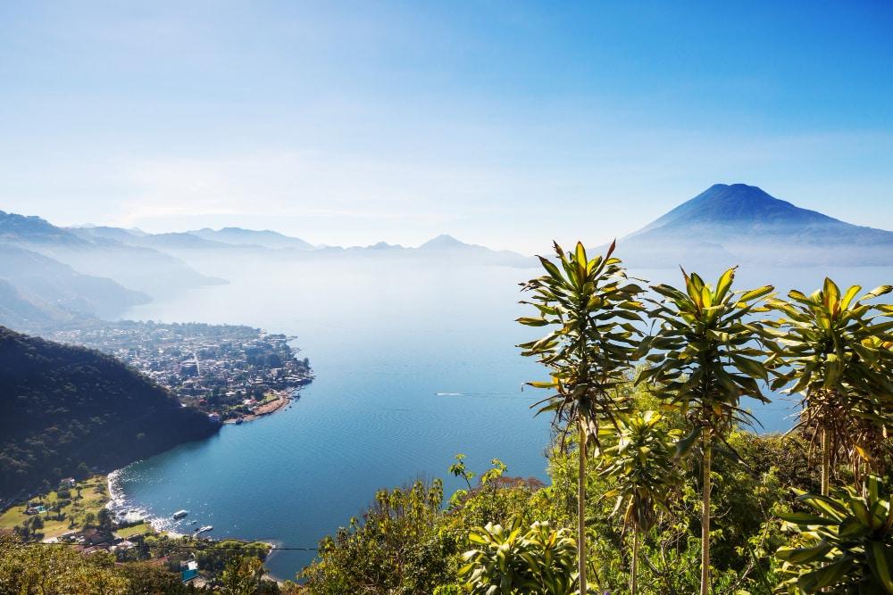 volcán-lago-de-atitlán