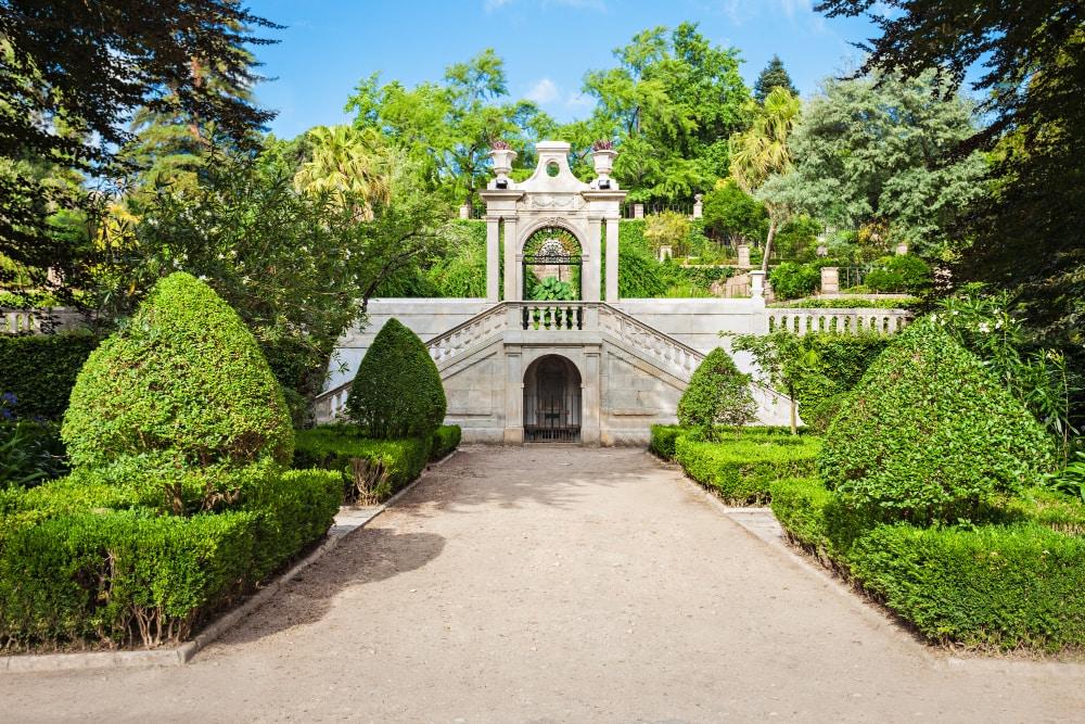 jardín-botánico-de-Coímbra