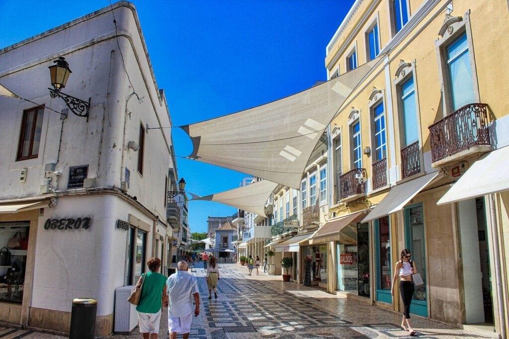 calles-comerciales-de-Faro