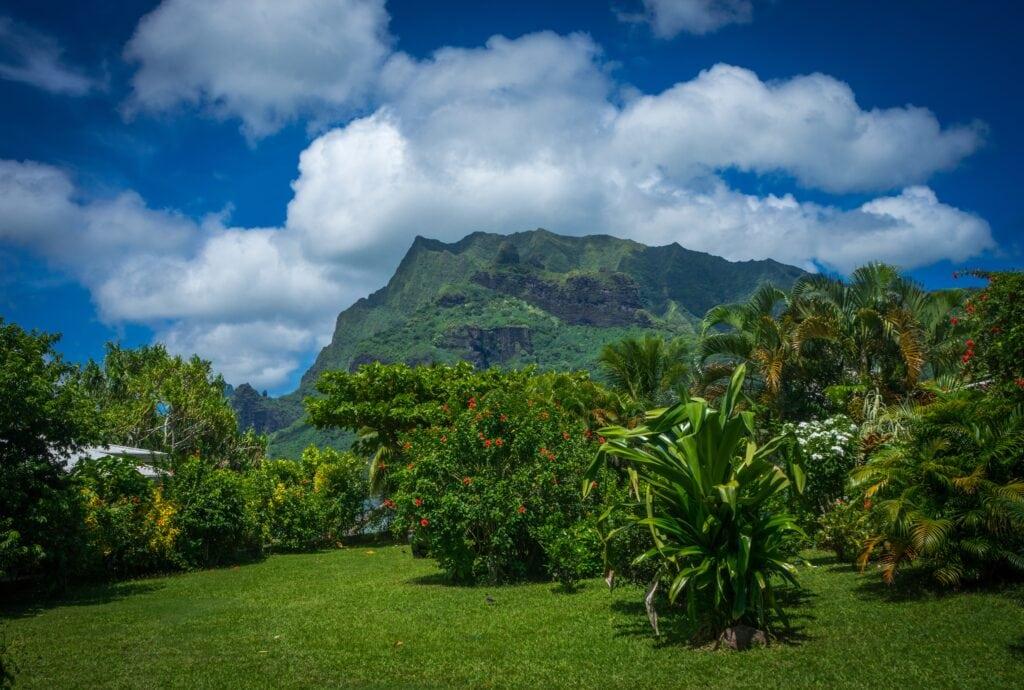 Hiva Oa, Islas Marquesas