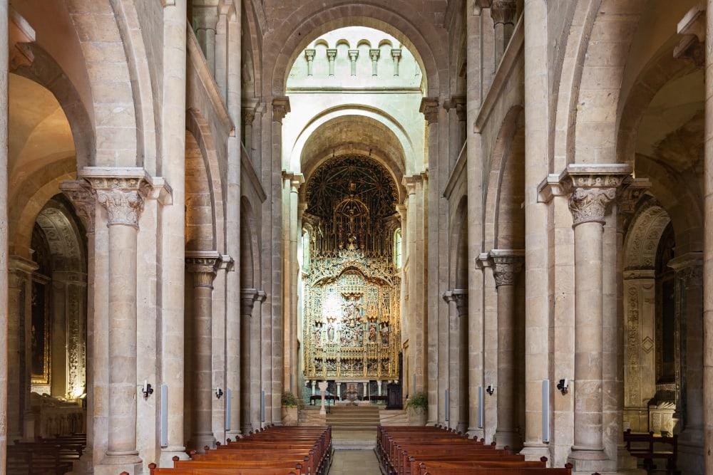 catedral-de-Coímbra-Portugal