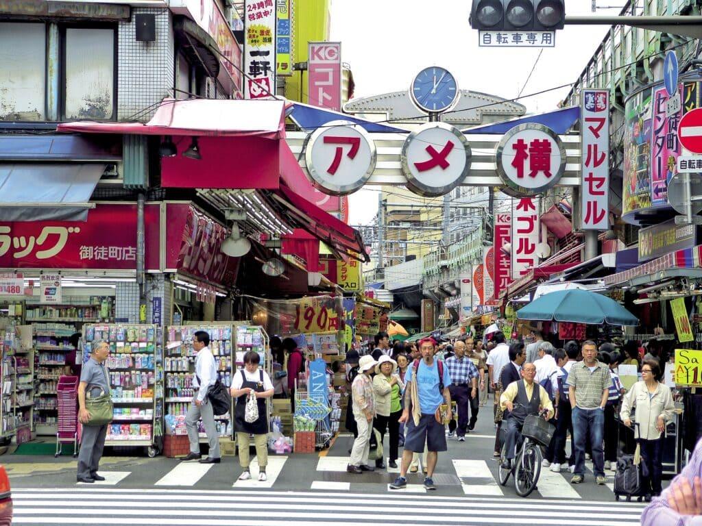 Mercado-Ameyoko