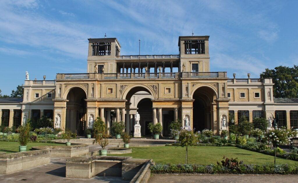 Palacio-de-Postdam